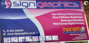 Sign Graphics in Sandgate