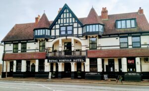 The Royal Norfolk Hotel in Sandgate
