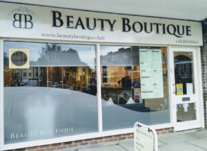 beauty salon in the Enbrook Valley